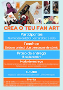 Concurso. Crea o teu Fan Art