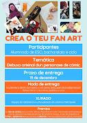 Concurso. Crea o teu Fan Art