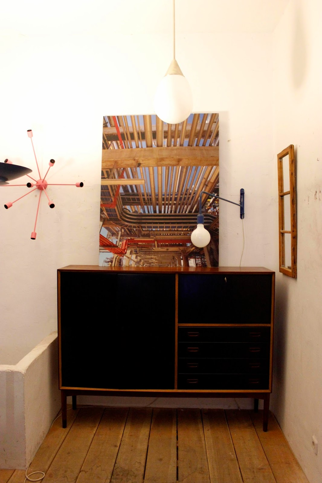 Vintage 4p tu tienda de muebles vintage en madrid - Muebles vintage en barcelona ...