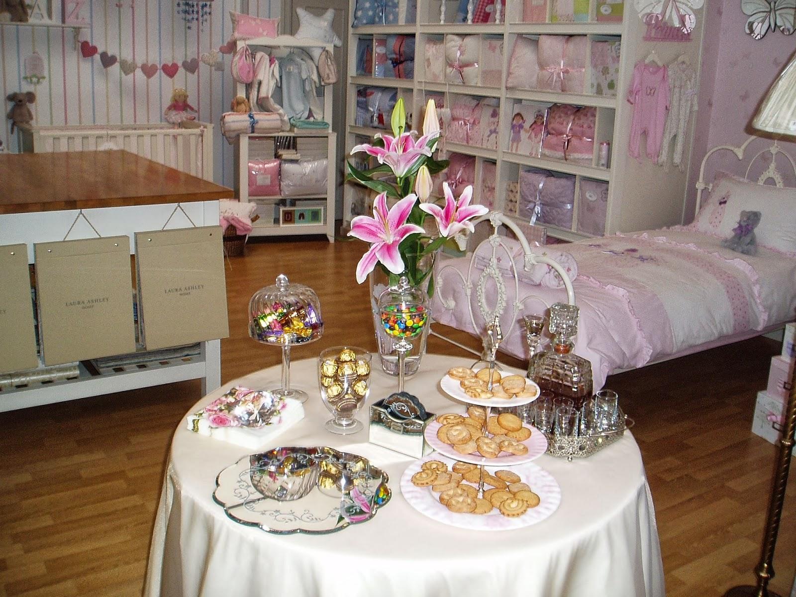 El blog de decoracion de laura ashley un cumplea os - Laura ashley zaragoza ...