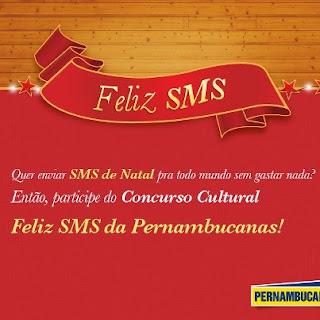 """Concurso Cultural  """"FELIZ SMS"""""""