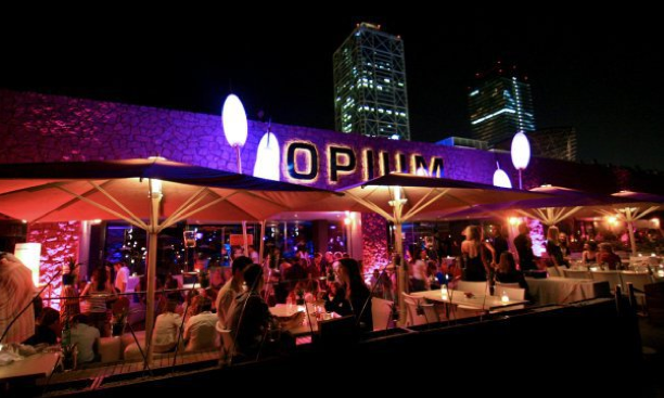 Opium Club: Discotheques in Barcelona