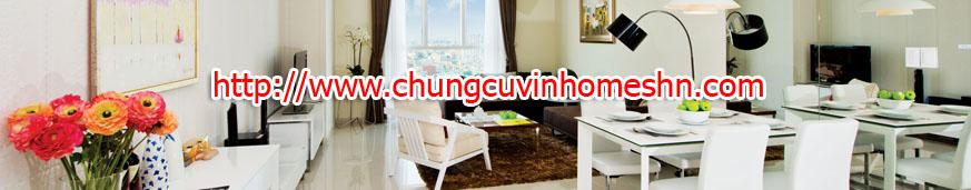 Chung cư Vinhomes Hà Nội