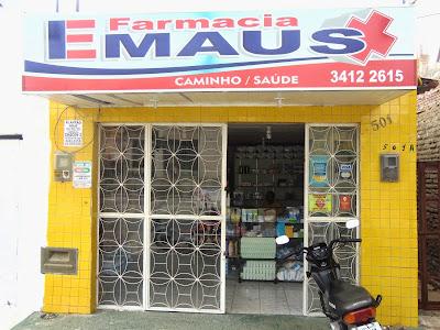 FARMÁCIA EMAUS