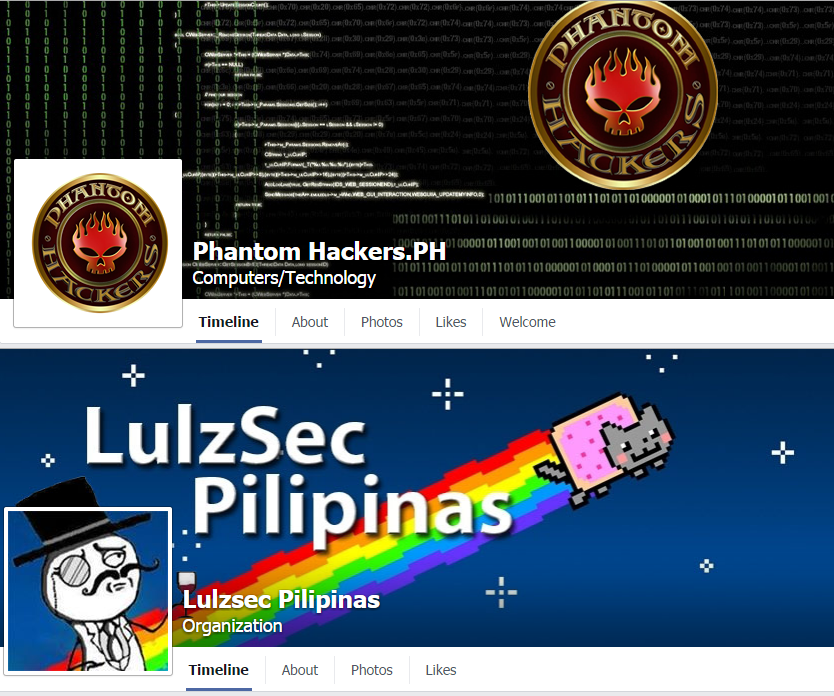 Pinoy Hactivists who hacked Aegis Global and leaked their data's