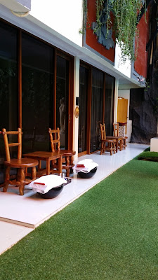 Spa en el Hotel Green Garden de Bali