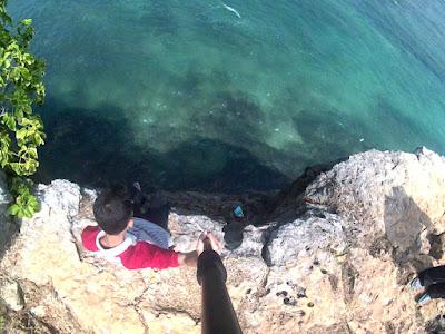 Laut pantai ngandong
