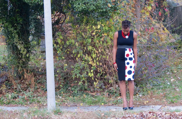 Illusion Pencil Skirt, DIY Maternity, Maternity Style