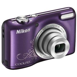 Nikon Coolpix L27 - 16.1 MP