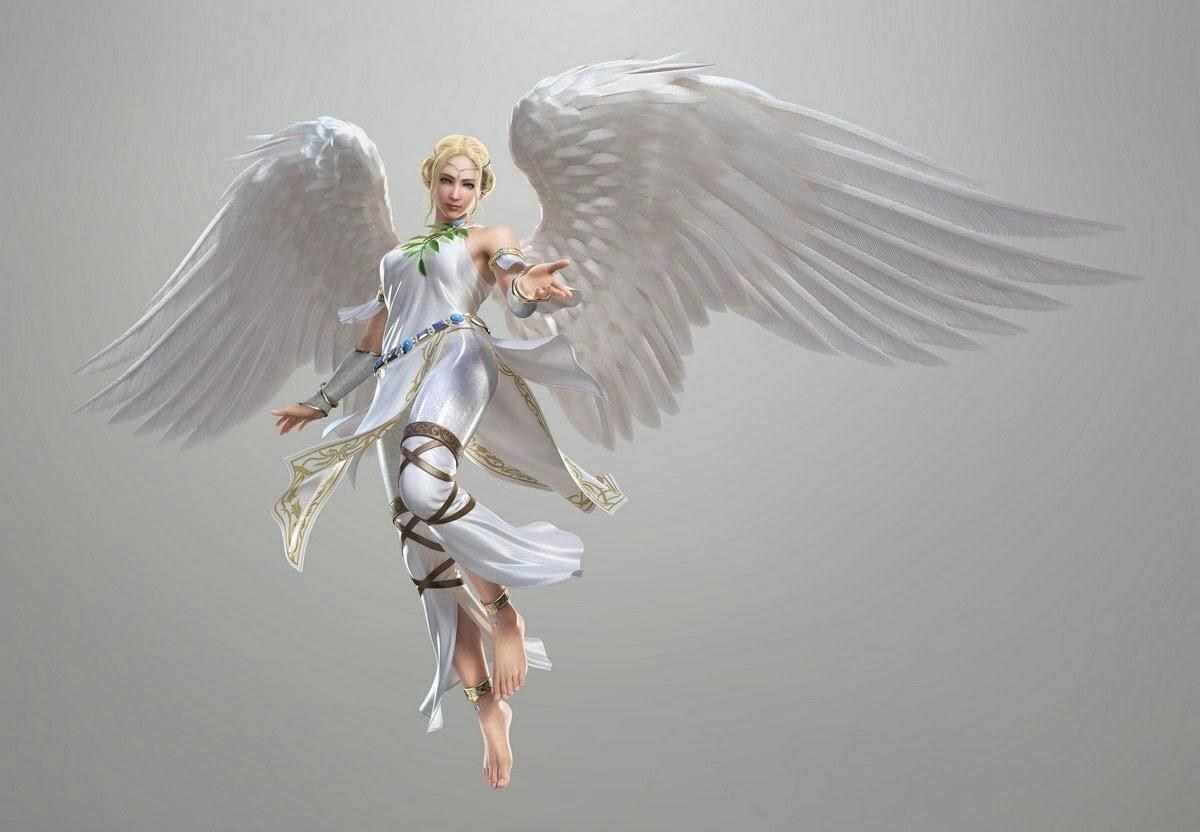 tekken angel sexy pic