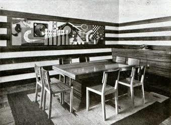 La salle à manger des enfants
