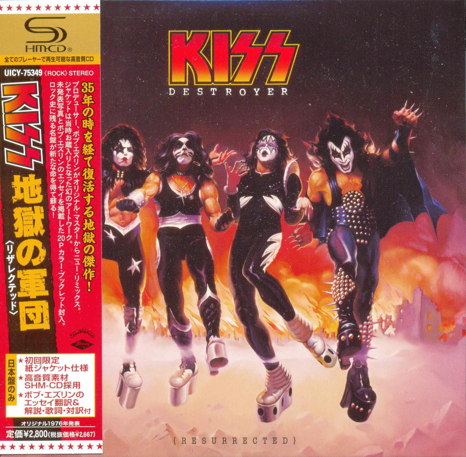 discografia kiss 320 kbps mega latornamesa
