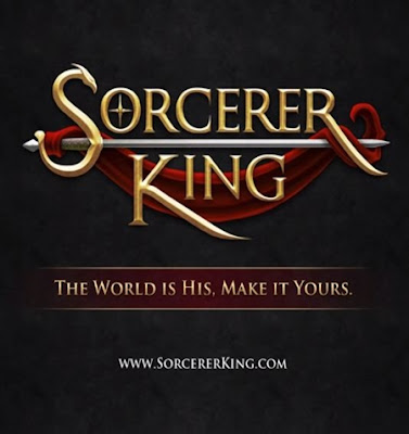 Sorcerer King Cover