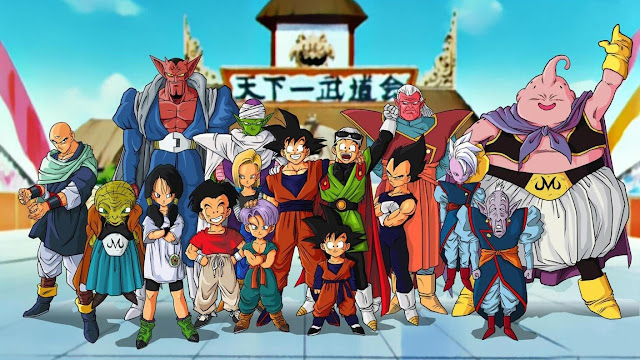 Lista de episodios de Dragon Ball Z