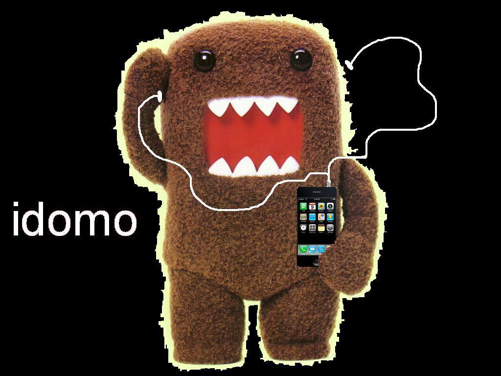 i love domo wallpapers