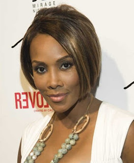 African American Short Hairstyles for Women 2011