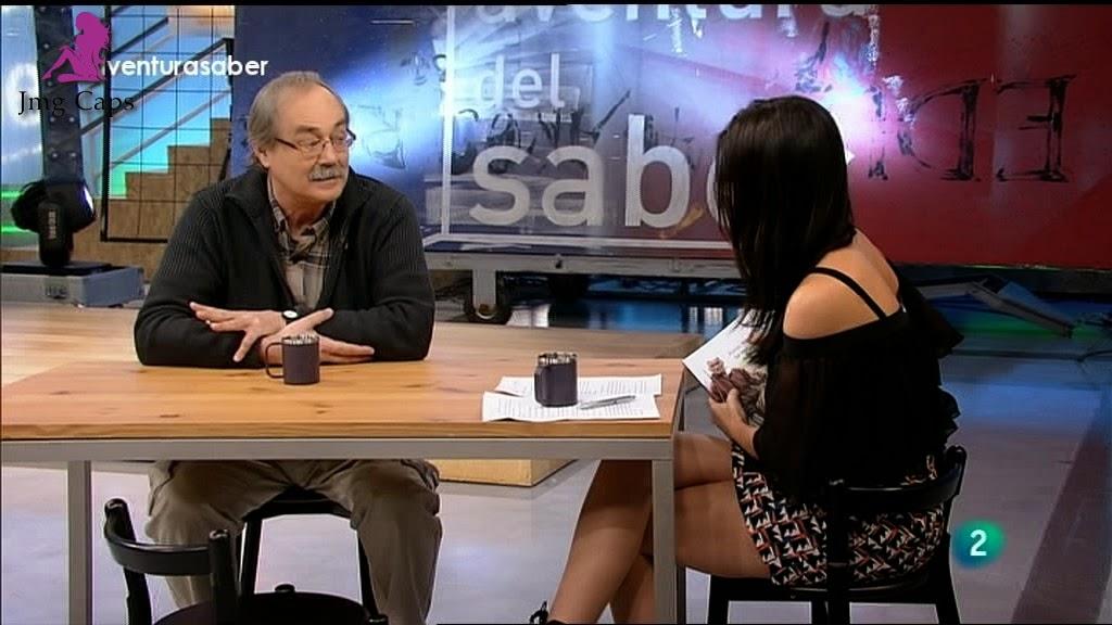 MARIA JOSE GARCIA, LA AVENTURA DEL SABER (23.02.15)