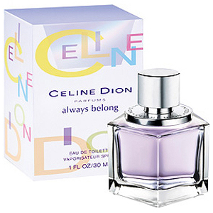 Celine Dion Always Belong for women