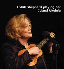 cybill ukulele