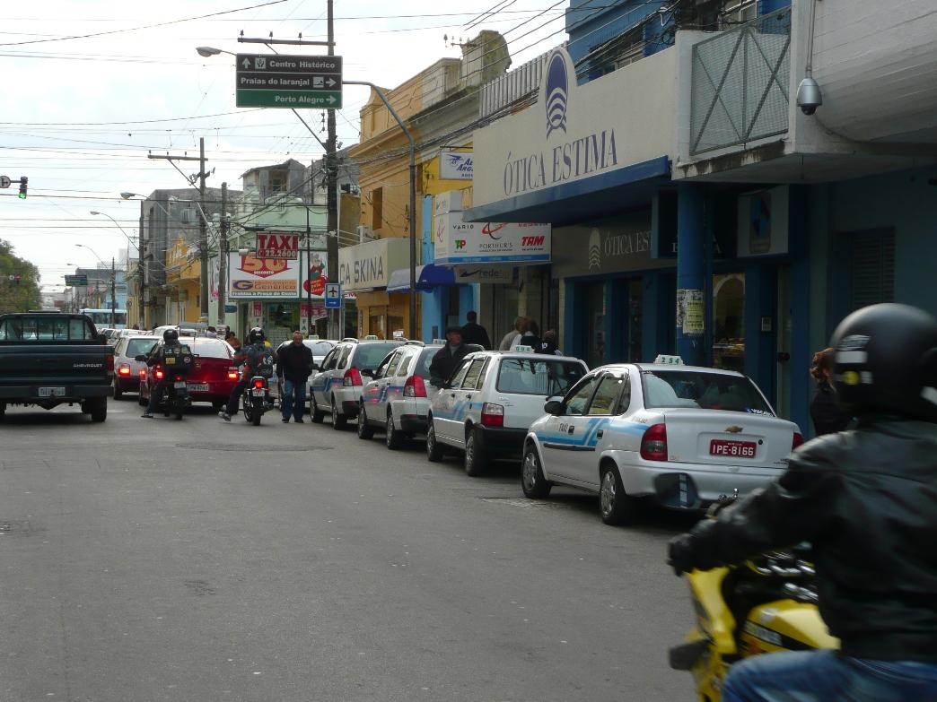 Táxi 041 Pelotas, RS