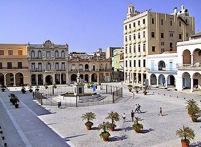 Plaza Vieja Old Havana