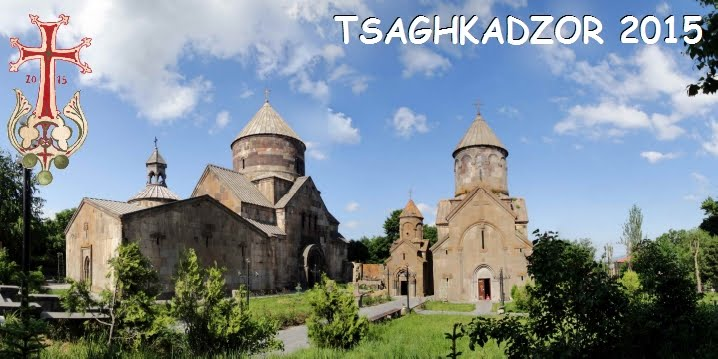 Tsaghkadzor 2015