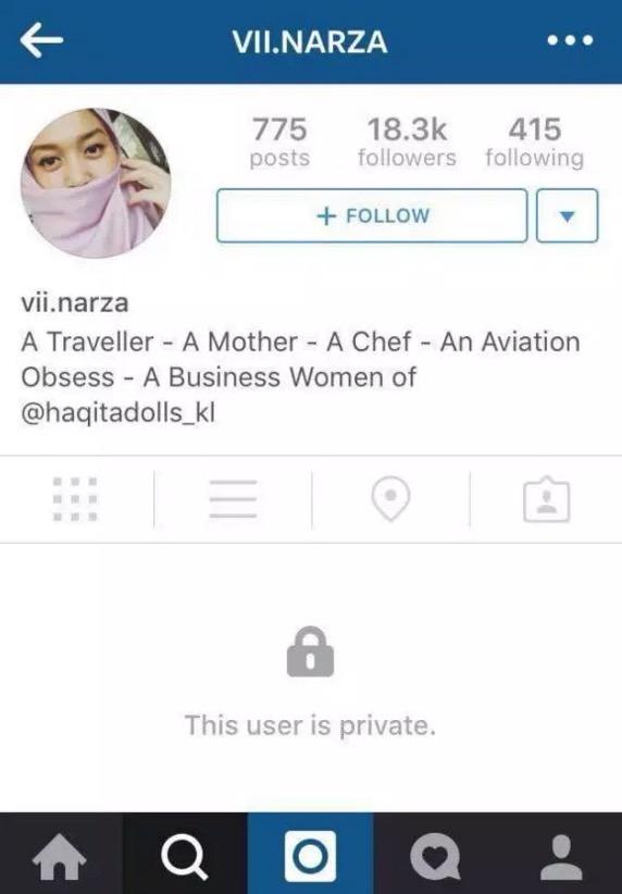 Fazura hilang 200 ribu pengikut di instagram kerana isu 'KimK'
