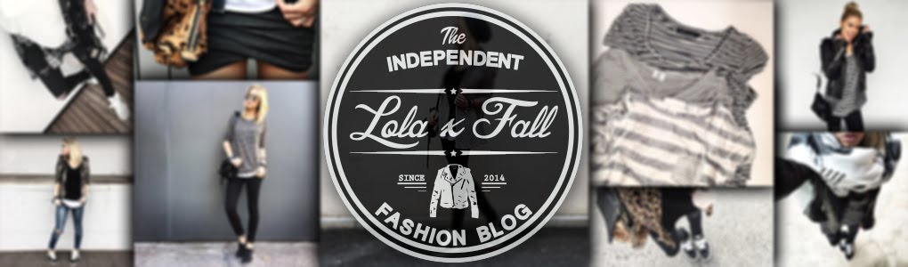 Lola x Fall - Fashion Blog