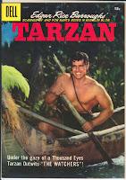 A MAIOR AVENTURA DE TARZAN - 1959