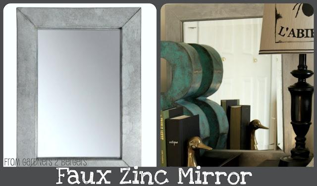 Faux-Zinc-Mirror-Laminate-Mirror-Makeover