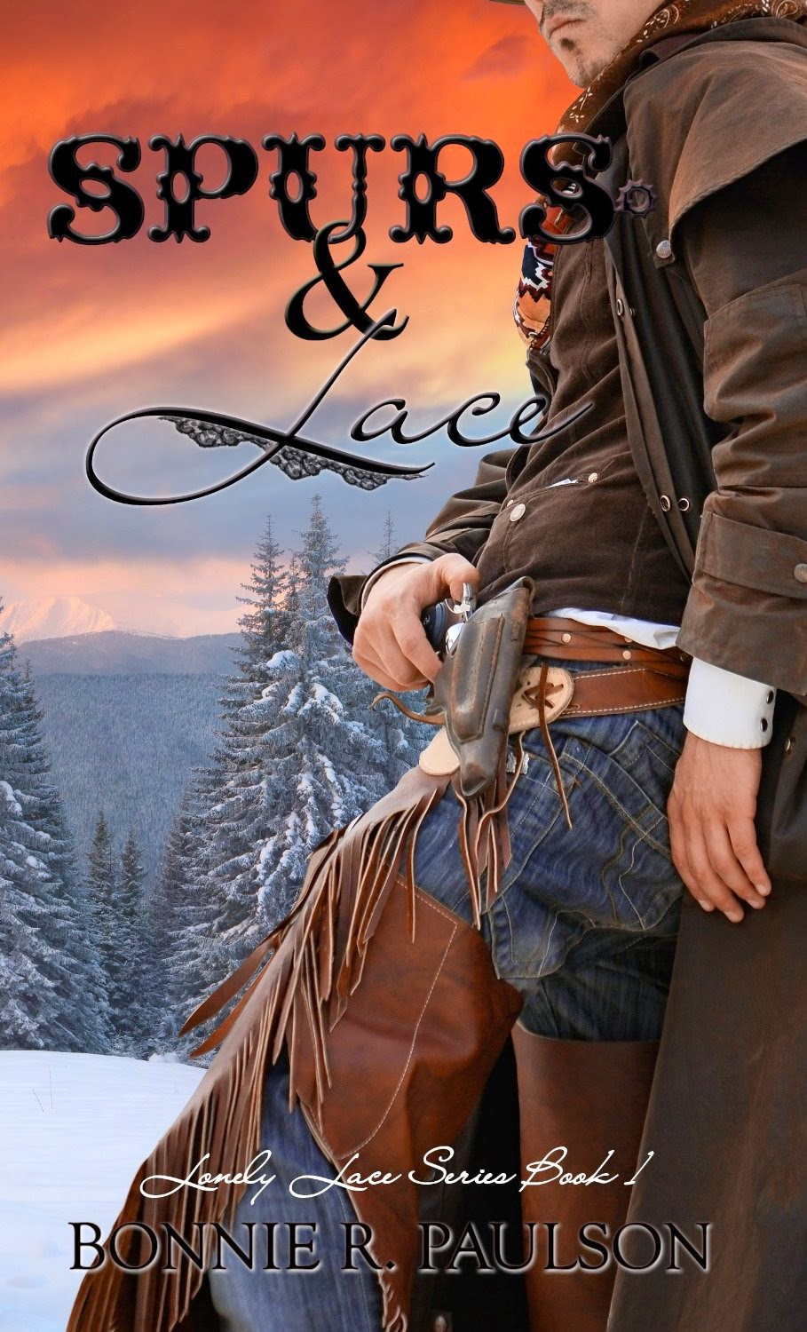 Spurs and Lace (Lonely Lace Series Book 1)