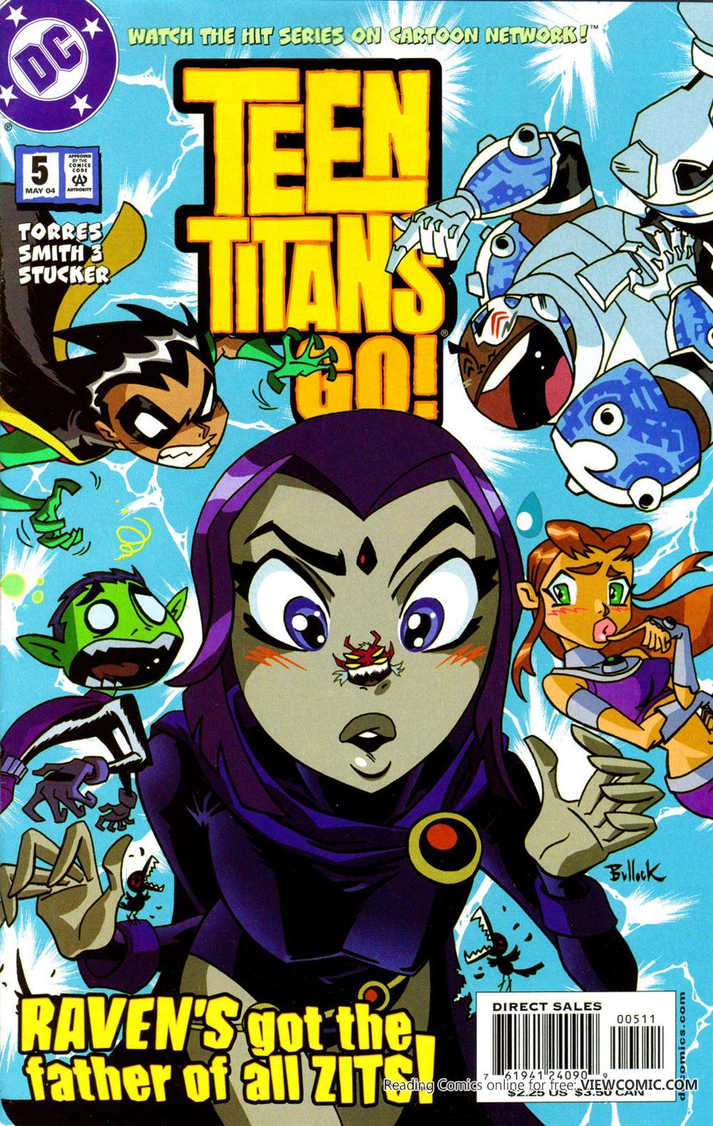 Teen titans go comic online, sex olga kerilenko
