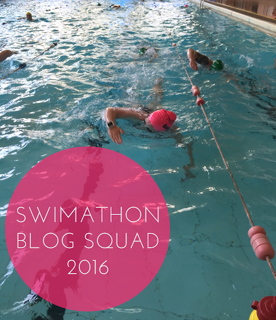 Swimathon BlogSquad
