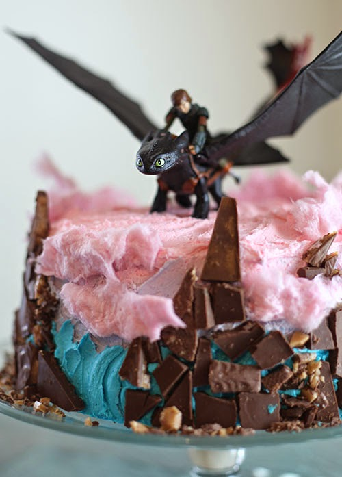 The one with the cupcakes the one with the how to train your the one with the how to train your dragon cake ccuart Choice Image
