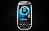 Flashing CyanogenMod 7.1 MADTeam ROM ke Samsung Galaxy 5