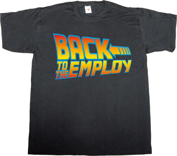 back to the future movie autobombing t-shirt ephemeral-t-shirts