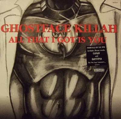 Ghostface Killah – All That I Got Is You (CDS) (1996) (320 kbps)
