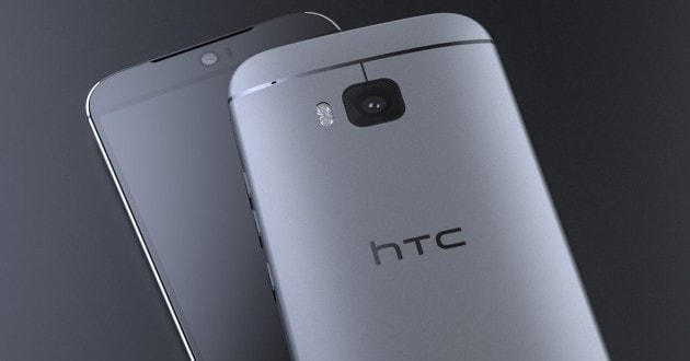 New HTC ONE a9 smartphone