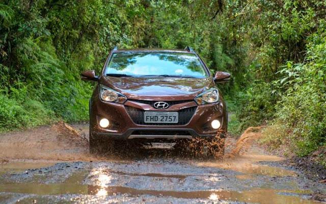 Novo Hyundai HB20 X 2014