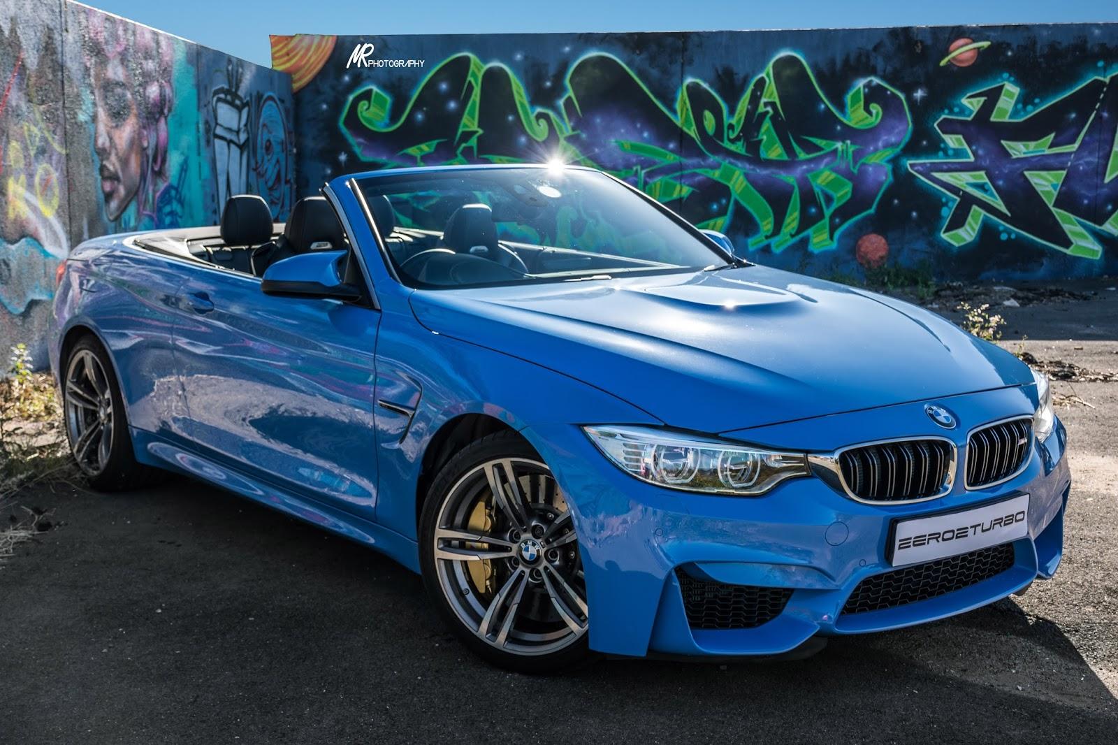 Driven: BMW M4 Convertible.