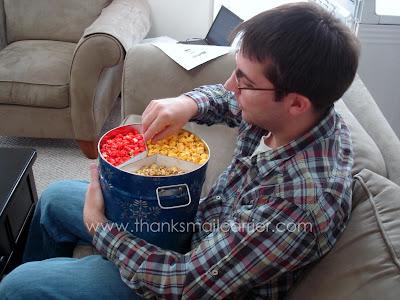 Topsy's Gourmet Popcorn
