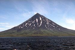 Monte cleveland, Alaska