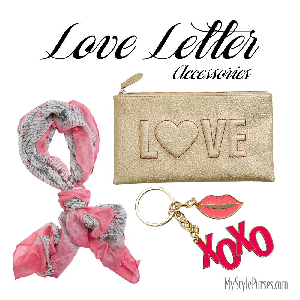 Miche Love Letter Accessories available at MyStylePurses.com