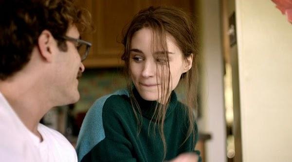"""Rooney Mara y Joaquin Phoenix en """"Her"""", lo nuevo de Spike Jonze"""