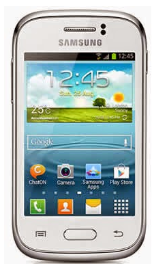 Samsung Galaxy Young 2 Android