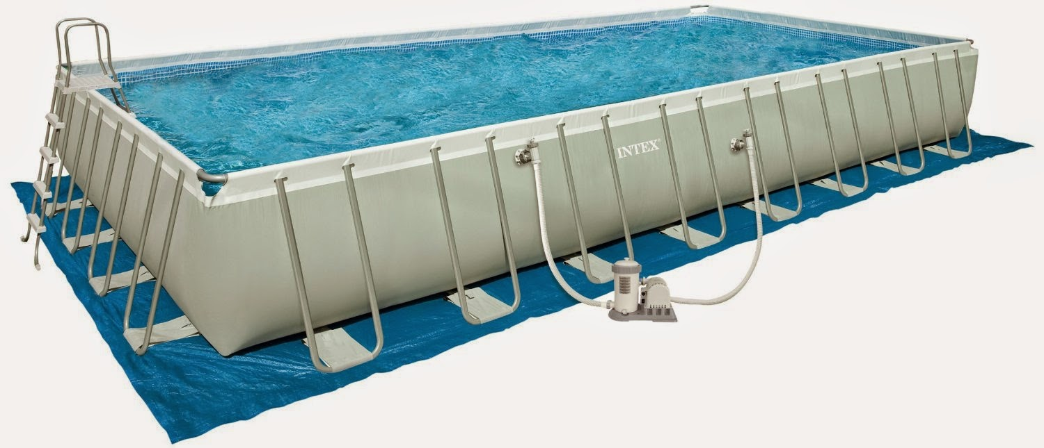 how to find a leak in an intex pool