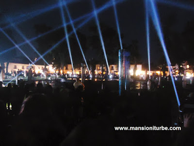 Yo Soy Pátzcuaro, espectáculo de Luz y Sonido en la Plaza Vasco de Quiroga