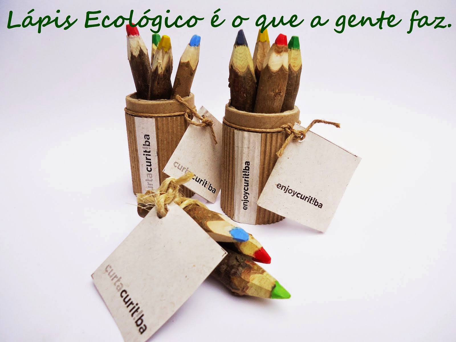 Lápis Ecologico para Brindes Corporativos