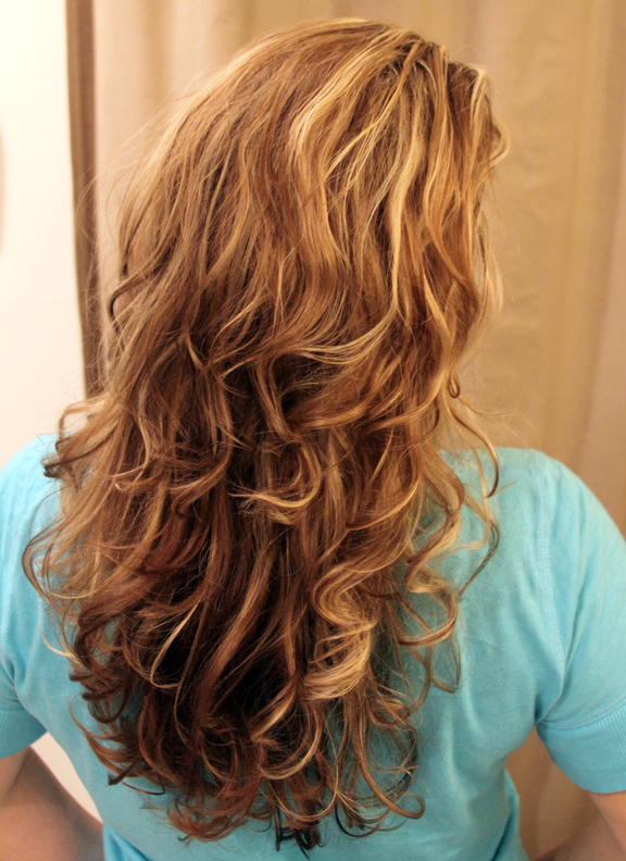 Hairstyles For Long Hair Without Heat : Thats not my hair, by the way. Ive never gotten a picture of mine ...