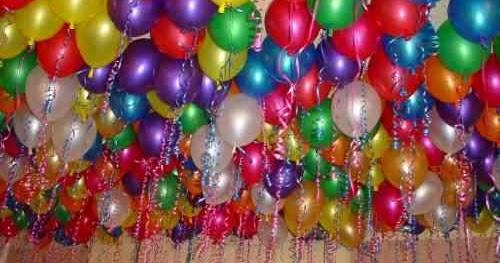 C mo inflar globos sin helio - Llenar globos con helio ...